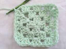 Easy Crochet Granny Squares Free Patterns Simple How To Crochet A Classic Granny Square