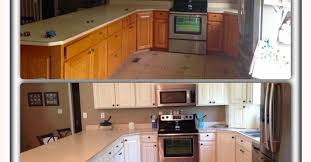painting kitchen cabinets antique white. Brilliant Cabinets General Finishes Milk Paint Kitchen Makeover Antique White PaintJob   Hometalk Inside Painting Cabinets