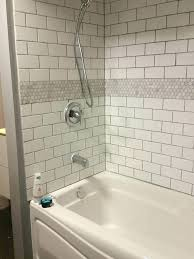 tile bathtub surround ideas subway tile tub surround white subway tile bathtub surround with marble hex tile white subway tile mosaic tile bathtub surround