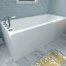 5 bathtub corner tub with skirt on backrest side standard colony whirlpool american cadet platinum feet