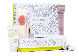 birchbox subscription monthly beauty gifts for women 2016
