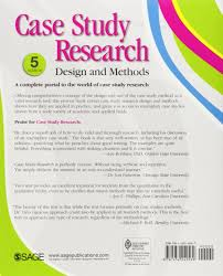 Case Study Research by Robert Yin        Last