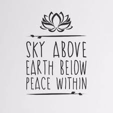 40 Quotes About Discovering Inner Peace Bryce Lewis Adorable Quotes About Peace