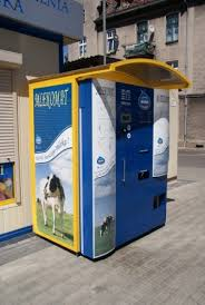 Milk Vending Machine Manufacturer Stunning Milk Vending Machines Producer In Poland Seeks Partners Abroad