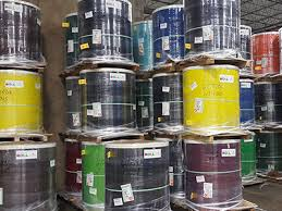 Alcoa Coil Stock Color Chart Painted Aluminum Sheet And Coil Stock Colors And Custom Colors