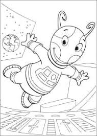 Cool Coloring Pages For Kids Fresh Kleurplaat Backyardigans