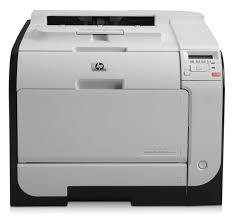 Hp Laserjet Pro 400 Color Printer M451dn Office Depot L L L L L L L L L