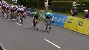 Giro del Delfinato 2021 - 3a tappa: Langeac-Saint Haon Le Vieux - Video -  RaiPlay