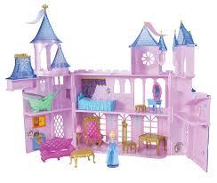 Disney princess t1976 il castello delle principesse: amazon.it
