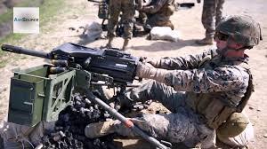 Marine Gunners Us Marines Machine Gunners Course M2 50 Cal Mk 19 Grenade