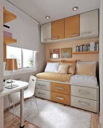 furniture for a small bedroom. Minimalist Small Bedroom Design With Simple Study Table Furniture Idea For A