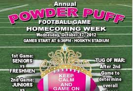 powder puff football flyers erins amazing blog powderpuff t shirts 2016 pinterest