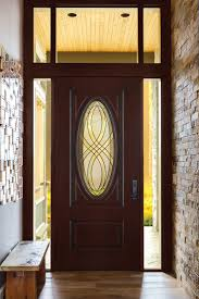 awesome fiberglass entry doors reference adorable door reference fiberglass entry doors in brown color with