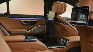 Heated and ventilated front seats with massage. 2021 Mercedes S Class Interior Fully Revealed In 80 Photos