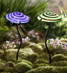 332 best solar glow accents lights lanterns images on solar mushroom