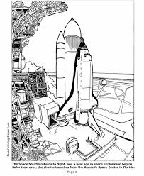 space shuttle coloring pages.  Space Space Shuttle Coloring Pages Print Pictures With Pages D