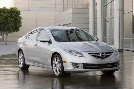 2009-2010 Mazda Mazda6 recalled for airbag problem