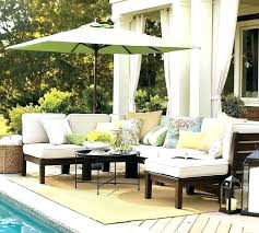 patio pottery barn patio furniture alluring outdoor clearance