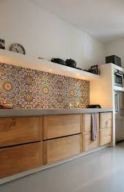 Tile Mirror Kitchen Design Kitchen Rear Wall Ideas Mosaic Tiles Florals  Create