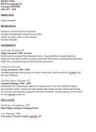 canada flight attendant sample resume Excellent Flight Attendant Job Description  Resume Sample 22 About .