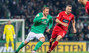 Bundesliga, the second tier of the. Sv Werder To Face 1 Fc Heidenheim 1846 In The Relegation Play Off Sv Werder Bremen