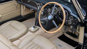 1963 Aston Martin Db5 Convertible For Sale At The Classic Motor Hub