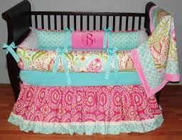 baby girl bedding sets cots custom braelyn pink cot set black and white crib vintage toddler