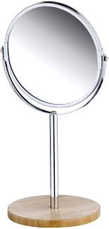"""<b>Зеркало</b> настольное <b>Axentia</b> """"<b>Bonja</b>"""", на ножке, с увеличением 2х"""