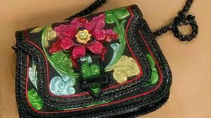 1280x720 painted leather handbag how to martha stewart painting purses