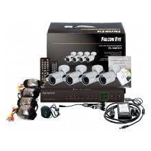 Обзор на <b>Комплект видеонаблюдения FALCON</b> EYE FE-104D-KIT ...
