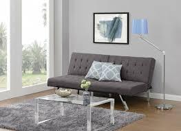 dhp emily futon sofa bed modern