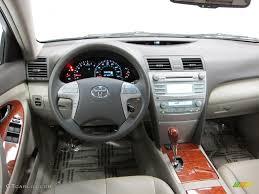 2008 Toyota Camry XLE V6 Ash Dashboard Photo #39527257 | GTCarLot.com