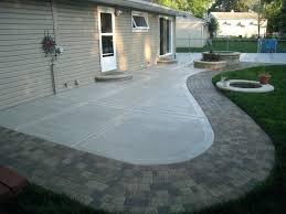 Concrete Patio Designs Layouts O Spa Design Ideas For Small