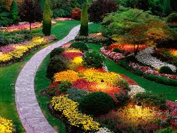 Small Picture Flower Garden Wallpaper Free Download Beautiful The Garden Trends