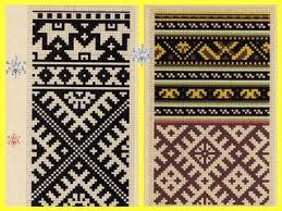 "Вязание. Варежки с <b>жаккардом</b> - ""Зимняя радуга"" | Patterns ..."