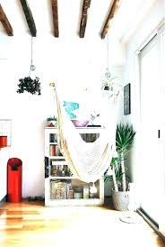Hanging Chair Living Room Swing Hammock Bedroom Colorful The Cool