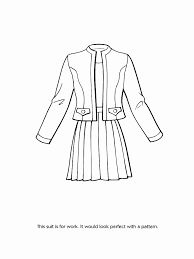 Each page of the color coloring pages have the color name to trace and color as well as an image to color. Fashion Dress Coloring Pages Luxury Barbie Fashion Clothes Coloring Pages Meriwer Coloring