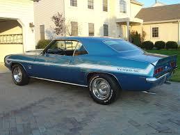 Chevrolet Camaro: 1967-1969, 1st generation | AmcarGuide.com ...