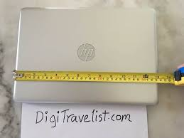 Hp Laptop Size Chart How To Measure Laptop Size For Bag A Detailed Tutorial