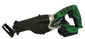 hitachi reciprocating saw. image is loading hitachi-cordless-cr18dmr-sawzall-reciprocating-saw hitachi reciprocating saw w