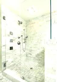 shower half wall best images about tile on panels pony glass partition bathrooms with glass enclosed steam shower with pony wall