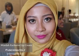 review dan harga wardah exclusive matte lip cream surabaya beauty
