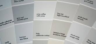 Light Grey Paint Benjamin Moore 10 Examples Gray Owl By Benjamin Moore