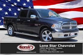 Used Ram 1500 Vehicles for Sale in Houston - Lone Star Chevrolet