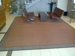 latex backed rugs on laminate floors