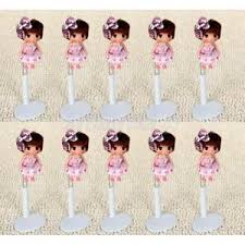 Teddy Bear Display Stands 100Pcs White Adjustable DollBear Stand Display Holder 100100cm for 61