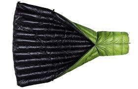 Ultralight Backpacking Quilt | Zpacks | Lighweight Top Quilt & Zpacks™ Solo Quilt - 900 Fill Power Down Adamdwight.com