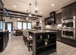 kitchen backsplash glass tile dark cabinets. Mesmerizing Kitchen Backsplash For Dark Cabinets On 30 Classy Projects With Home Remodeling Glass Tile R