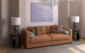 Orange Couch Living Room Living Room Sofas Cushions Colors Decorateed Couch With Fancy