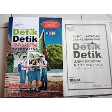 Sil vous plaît lire attentivement → informations importantes: Buku Detik Detik Sma 2020 Uan Sma 2020 Un Sma 2020 Usbn Sma 2020 Shopee Indonesia